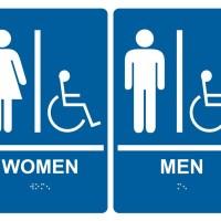 Γιατί αυτό το σήμα στις δημόσιες τουαλέτες είναι λάθος και τις καθιστά απρόσιτες στο 4% του πληθυσμού; Τι πρέπει να αλλάξει;