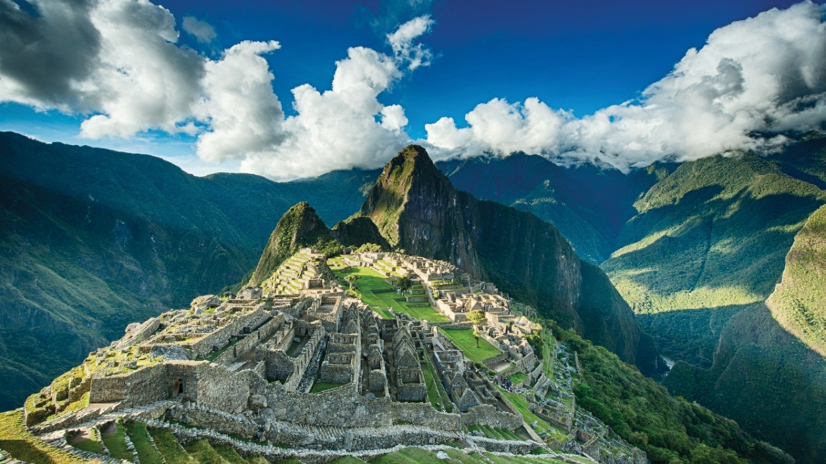 Μάτσου Πίτσου : Ταξίδι στον αστερισμό των Ινκας
