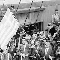 Έλληνες μετανάστες στις ΗΠΑ... τότε...