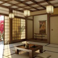 Ιαπωνική Αρχιτεκτονική: Πόρτες από χαρτί