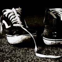 Λευκό παπούτσι